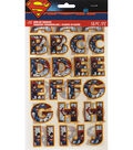 Wrights Detective Comics Superman 58 pk Alphabet Iron-On Transfers