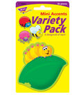 Bugs Mini Accents Variety Pack, 36 Per Pack, 6 Packs