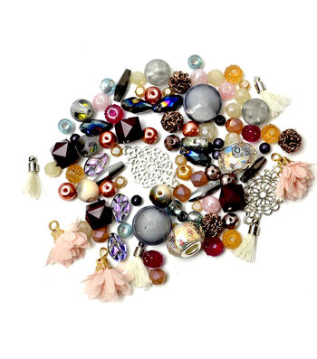 Jesse James Packaged Beads-Matka Ziemia Mini Mix