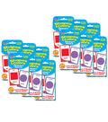 Shapes & Colors Memory Match Challenge Cards, 12 Sets