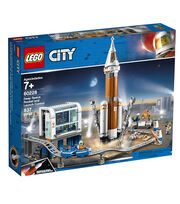 LEGO City 60228 Deep Space Rocket and Launch Control, , hi-res