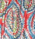 Dena Designs Upholstery Fabric 13x13\u0022 Swatch-Coconut Row Fiesta