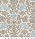 Waverly Upholstery Fabric 54\u0027\u0027-Anika Spa