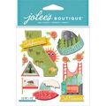Jolee\u0027s Boutique 10 Pack Dimensional Stickers-California