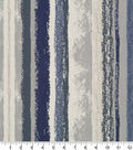 Robert Allen @ Home Multi-Purpose Decor Fabric 58\u0027\u0027-Indigo Art Band