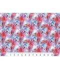 Modern Premium Cotton Print Fabric 43\u0027\u0027-Dark Washed Oil Slick
