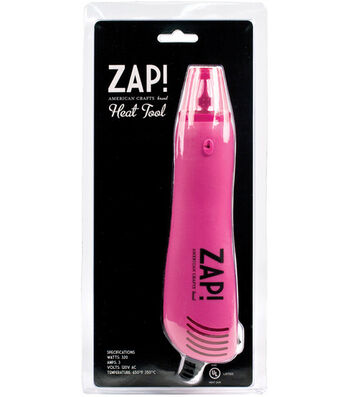 American Crafts Zap Embossing Heat Gun