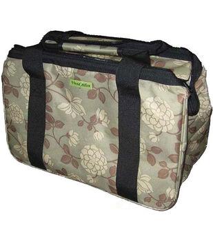 JanetBasket Eco Bag-Peony