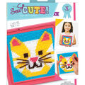 Quincrafts Learn To Sew Needlepoint Kit-Cat