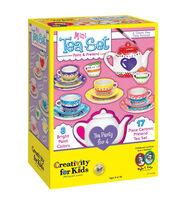 Creativity for Kids Kit-Mini Tea Set, , hi-res