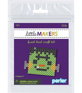 Little Maker's Fused Bead Craft Kit-Frankenstein
