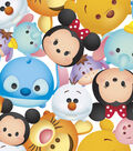 Tsum Tsum Mickey & Friends Fleece Fabric