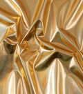 Cosplay By Yaya Han Mirror Foil Fabric 55\u0022-Gold