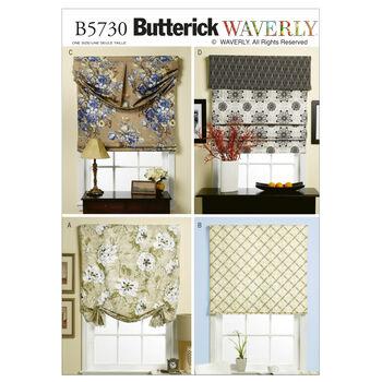 Butterick Home Design Home Designs-B5730
