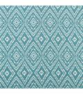 Home Decor 8\u0022x8\u0022 Fabric Swatch-Strie Ikat / Cove