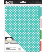 The Happy Planner Monthly Calendar Extension-Classic, , hi-res