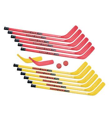 Rhino Stick Elementary Hockey Set, 36-Inch