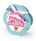 Sizzix Thinlits 12 Pack Dies-Thoughtful Words