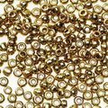 Darice Big Value! Seed Beads-30gr/Gold