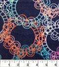 Anti-Pill Fleece Fabric 59\u0022-Sadie Geo