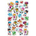 BlockStars! superShapes Stickers-Large 184 Stickers, 12 Packs