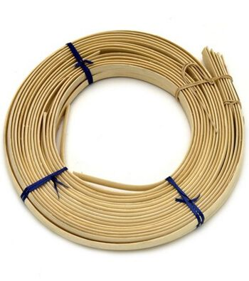 """Flat Oval Reed 5/8"""" 1 Pound Coil Approximately 60'"""
