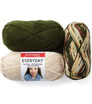 Premier Yarns Everyday Heathers Yarn, , hi-res