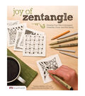 Adult Coloring Book-Design Originals Joy Of Zentangle