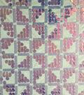 Let\u0027s Pretend Sequin Fabric-Checkered Irridescent