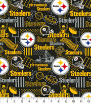 Pittsburgh Steelers Cotton Fabric -Hometown, , hi-res