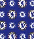 Chelsea Football Club Cotton Fabric