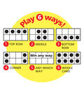 TREND Sight Words Level 2 Bingo Games