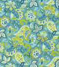Swavelle Millcreek Multi-Purpose Decor Fabric 54\u0022-Sannio Twill Cabana
