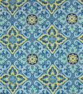 Home Essentials Lightweight Decor Fabric 45\u0022-Nicolette Teal