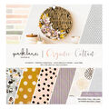Park Lane Paperie 34 pk Printed Cardstock Collection Pad-Organic Cotton