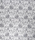 Home Decor 8\u0022x8\u0022 Fabric Swatch-Upholstery Fabric Eaton Square Samson Onyx
