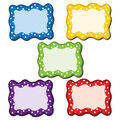 Polka Dots Blank Cards Magnetic Accents 18/pk, Set Of 3 Packs