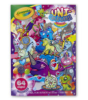 Crayola Unicreatures Stickers, , hi-res