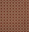 Home Decor 8\u0022x8\u0022 Fabric Swatch-Jaclyn Smith Tasty Brick