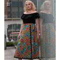Simplicity Pattern 8612 Women\u0027s Easy Wrap Skirts-Size G5 (26W-34W)