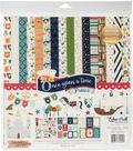 Collection Kit 12\u0022X12\u0022-Once Upon A Time Prince