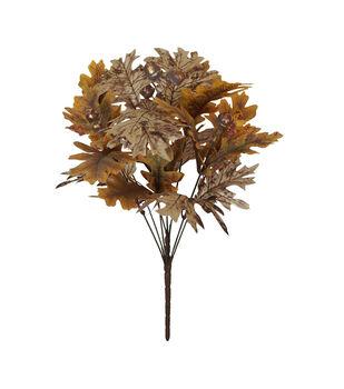 Blooming Autumn Maple Bush-Gold