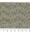 Quilter\u0027s Showcase Cotton Fabric -Impala Grey Half Geometric