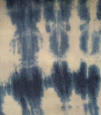 Denim Modal Fabric 57''-Light Tie Dye