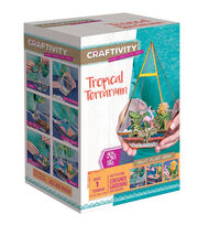 Creativity for Kids Tropical Terrarium, , hi-res