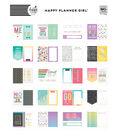 The Happy Planner Girl Tiny Sticker Pad-Healthy Hero