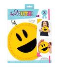 Makit & Bakit Sew Cute Suncatcher Kit-Open Mouth Smile