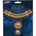 Yaya Han Collection Gold Mandalay Bead Accent