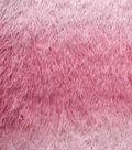 Faux Fur Fabric 57\u0022-Pink Ombre