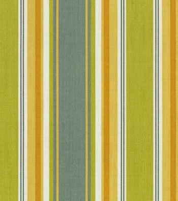 "Home Decor 8""x8"" Fabric Swatch-Solarium Tuscabella Graphite"